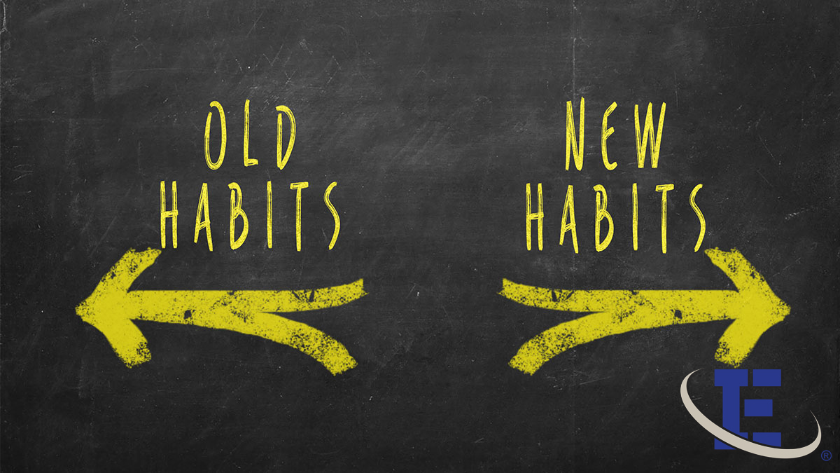 old habits new habits